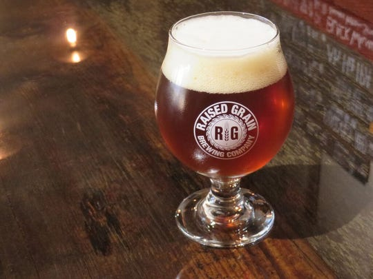 Raised Grain Brewing's Paradocs is a better alternative than green beer on St. Patrick's Day.