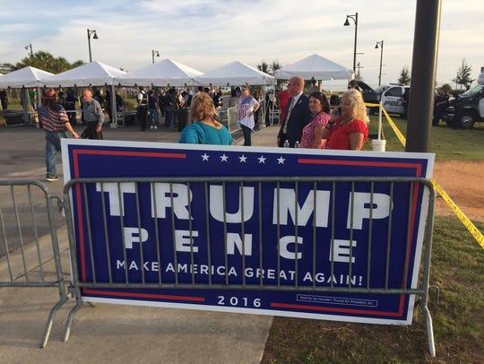 Pensacola Trump rally