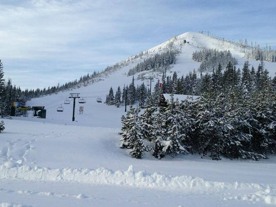 Hoodoo Ski Area on Santiam Pass will open for the season this weekend.