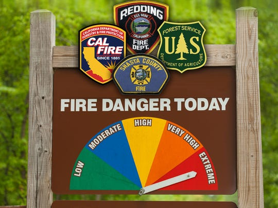 Fire danger, fire agencies