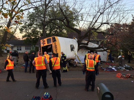 News: Chattanooga School Bus Crash