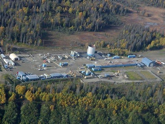 Miller Energy Resources' West McArthur River unit that