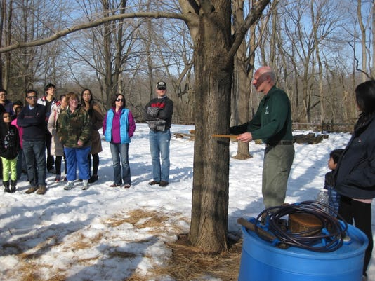 Bernards: Experience hands-on maple sugaring at Environmental Education Center PHOTO CAPTION