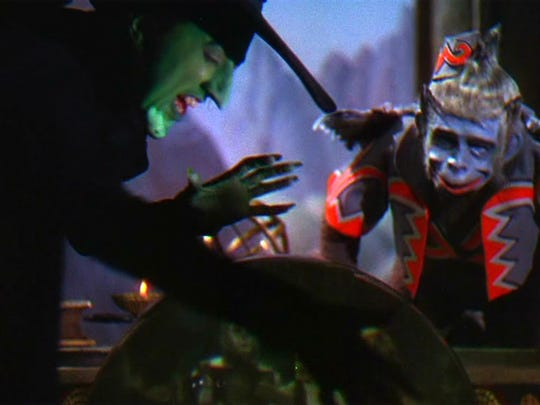 "Flying monkeys are the Wicked Witch's minions in ""The Wizard of Oz."""