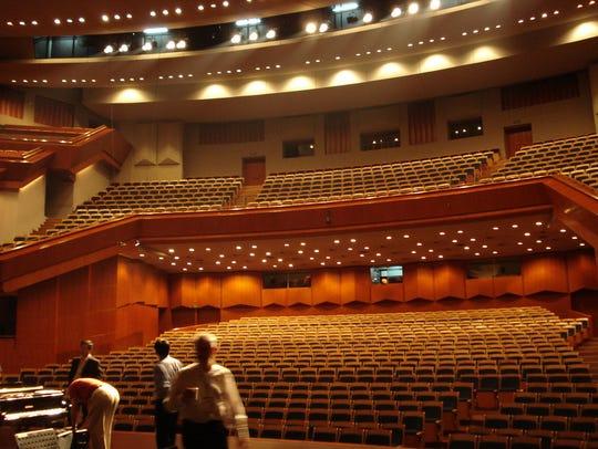 Poly Theatre in Beijing