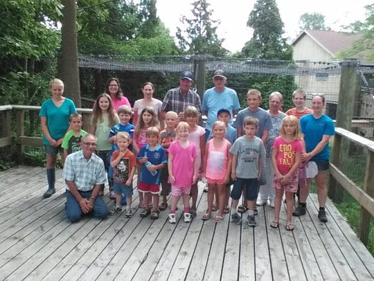 Friends of the Branch River Watershed group's Picnic