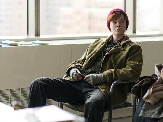 Elle Fanning stars in '3 Generations' as a girl who