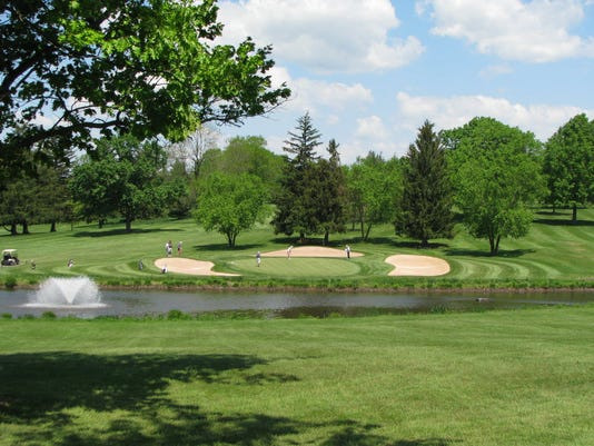Hopewell Valley golf