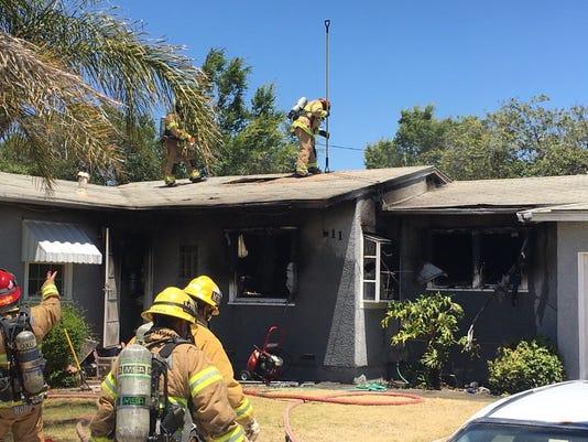 El Rio House Fire