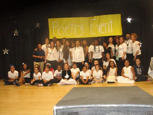 Paterson Students Share Their Pain Through Poetry