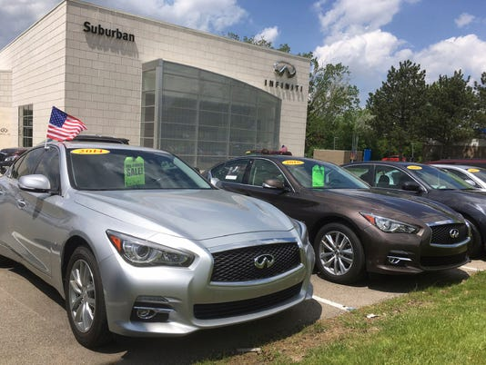 Off Lease Vehicles Flood The Market