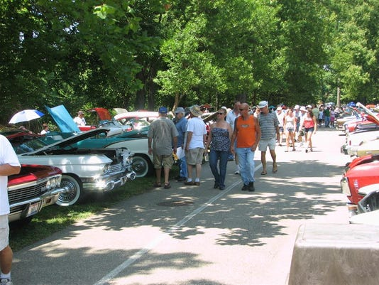 Charity Car Show A Highlight For Automotive Enthusiasts - Car show in cincinnati this weekend