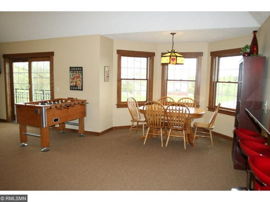 There's room for recreation at 41299 Stearns County Road 1, Rice.