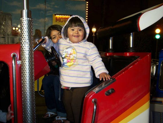 Pilar Ramirez attended her first Ventura County Fair