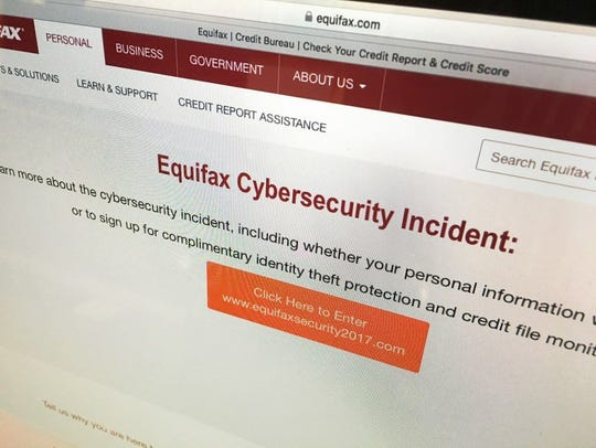 Equifax's web site has a dedicated link related to