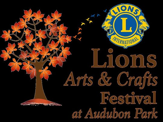 Lions Arts & Crafts Festival is Oct. 7 and 8 at Audubon