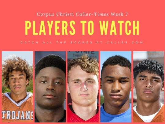 Week 7 Players to Watch