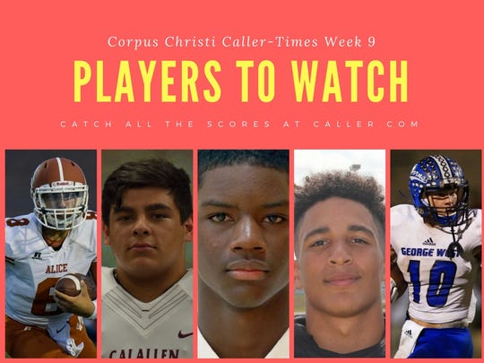 Week 9 Players to Watch