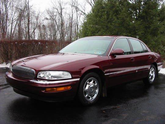 Milwaukee police released this photo of a 1998 Buick Park Avenue, which resembles the car involved in a hit-and-run crash that injured a crossing guard.