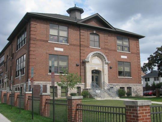 McKenzie School in East Rutherford.