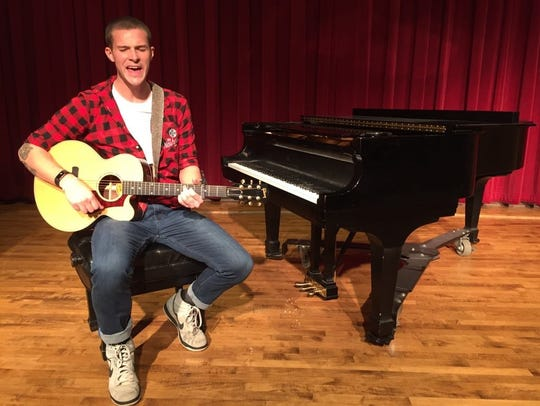 Noah Jack Cummins, 21, is a commercial music major