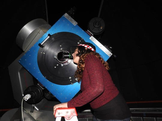 Patterson Observatory in Sierra Vista and the Huachuca Astronomy Club hosts public viewings of the night sky each month, weather permitting. The events are free and family friendly.