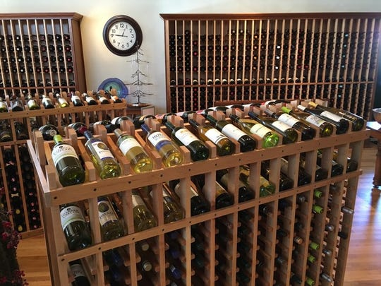 New and old world wines fill Market on Sixth in downtown Marshfield.