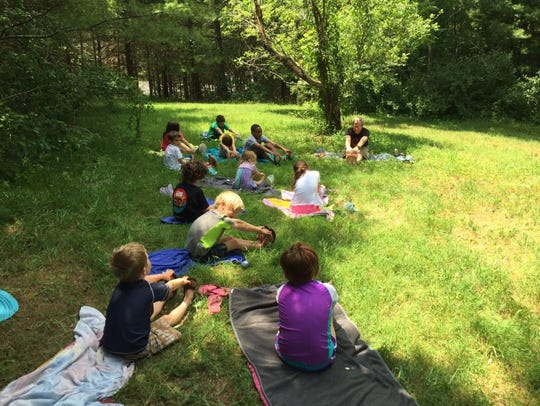 Nature Adventures offers three weeks of summer camp,