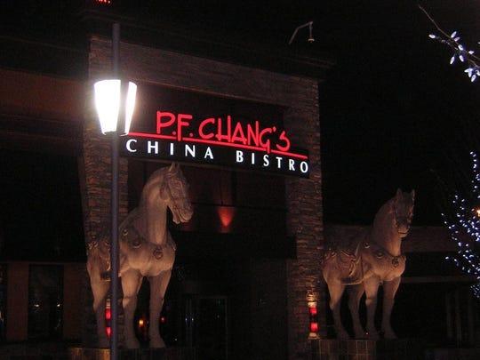 10. PF Chang's, Headquarters: Scottsdale, Arizona, Locations: 210 in U.S., 66 internationally, Closest location: Omaha, Nebraska