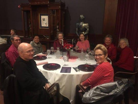 The Canyon Creek Women's Crisis Center's 2018 Valentine's