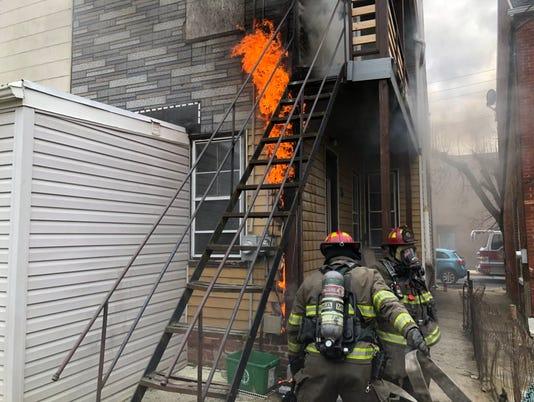 Boundary fire 3/2
