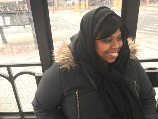 Shiniqua Johnson, 38, of the City of Poughkeepsie,