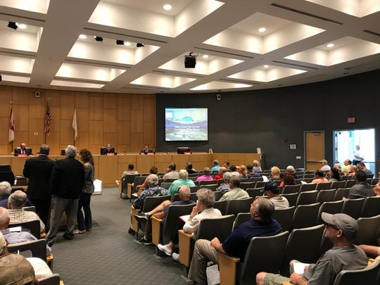 Cape Coral's committee of the whole discussed residential