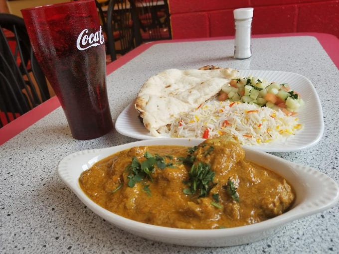 Indian Food Bell Road