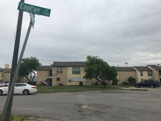 One man suspected in a home invasion was fatally shot early Wednesday by Corpus Christi police on Capitan Drive near Airline and Holly roads. A second man was arrested and a third fled.