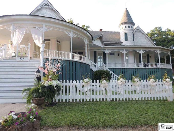 Bed and Breakfast at 8876 Bernice Hwy., Farmerville