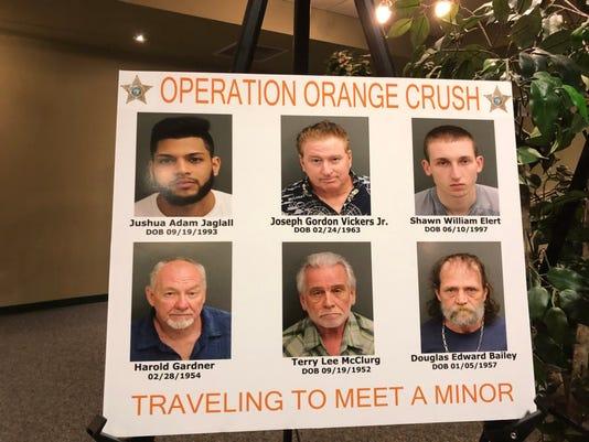 Operation Orange Crush