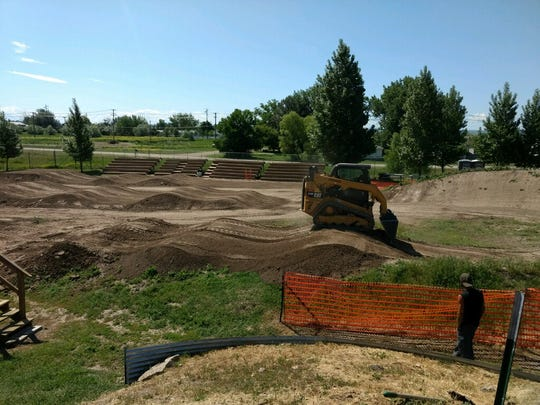 The Electric City BMX track is located at 1200 21st Ave. South in Great Falls.