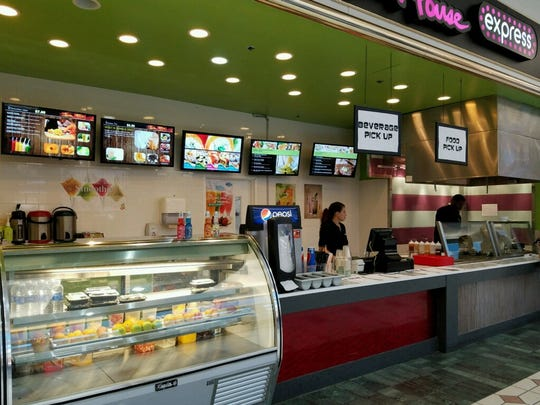 Plum House Express at Eastview Mall has closed