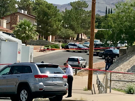 West El Paso shooting