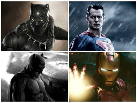 Marvel or DC: Who will win the super-movie game?