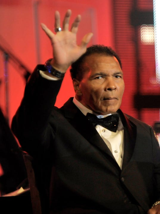 Muhammad Ali's Celebrity Fight Night XVII - Show