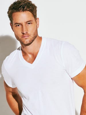 """Justin Hartley, actor """"This is Us"""""""
