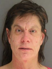 April Wright was a suspect in a Wilmington Kohl's shoplifting from February. Police say she accidentally turned herself in this week.