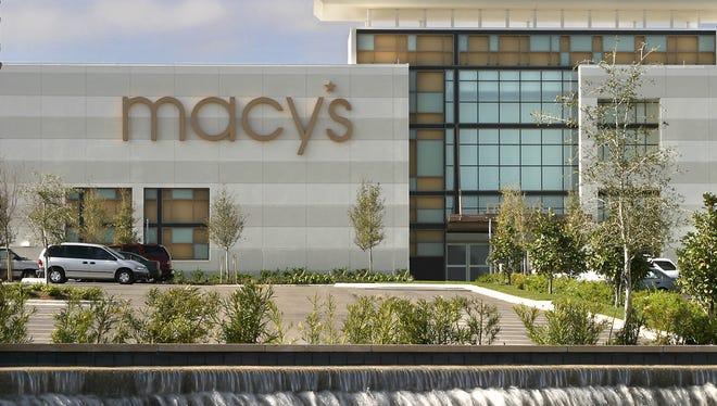 Macy's is based in Cincinnati.