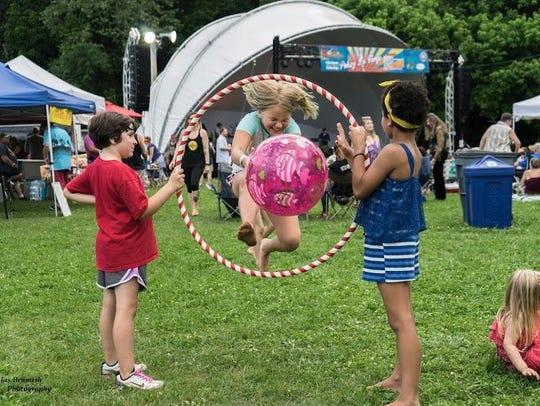 The Rock House Music Festival is family-friendly, with