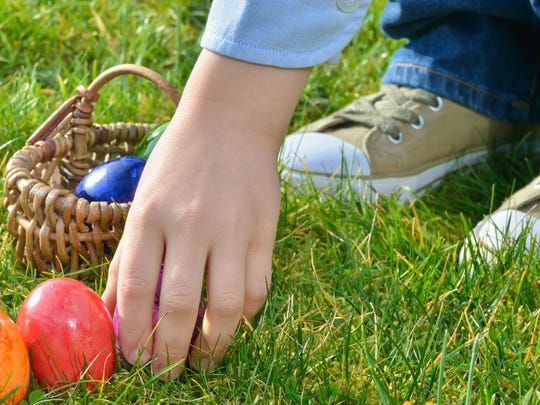 The Easter Egg Hunt from the Cleveland Clinic Tradition Hospital is Saturday morning in Tradition.