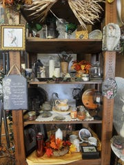 Bellville Flowers & Gifts at 72 Main St. offers many collectibles in addition to floral arrangements.