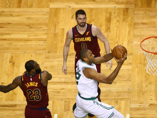 Horford (Couch Column)