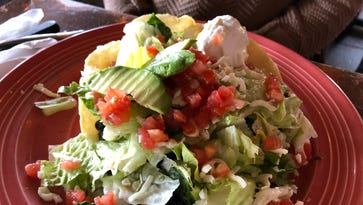 Garcia's Mexican Restaurant in Franklin is fresh and local